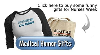 Hilarious Nursing Humor Gifts