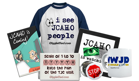 Funny Joint Commission Gifts and Humor Shirts