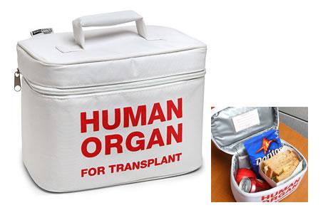 Funny Lunch Cooler - Medical Humor
