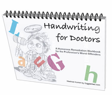 Medical Humor Reforms Healthcare With A Penmanship Course For Docs
