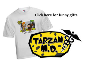 funny medical humor gifts and comics