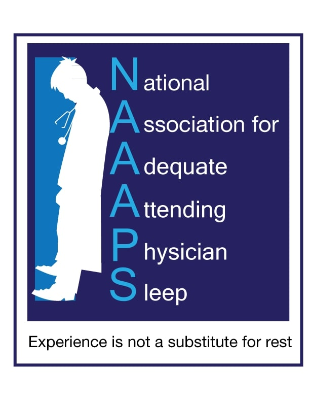 NAAAPS - Work Hour Limits humor from GiggleMed.com