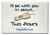 Funny Nurse Humor Gift Magnet