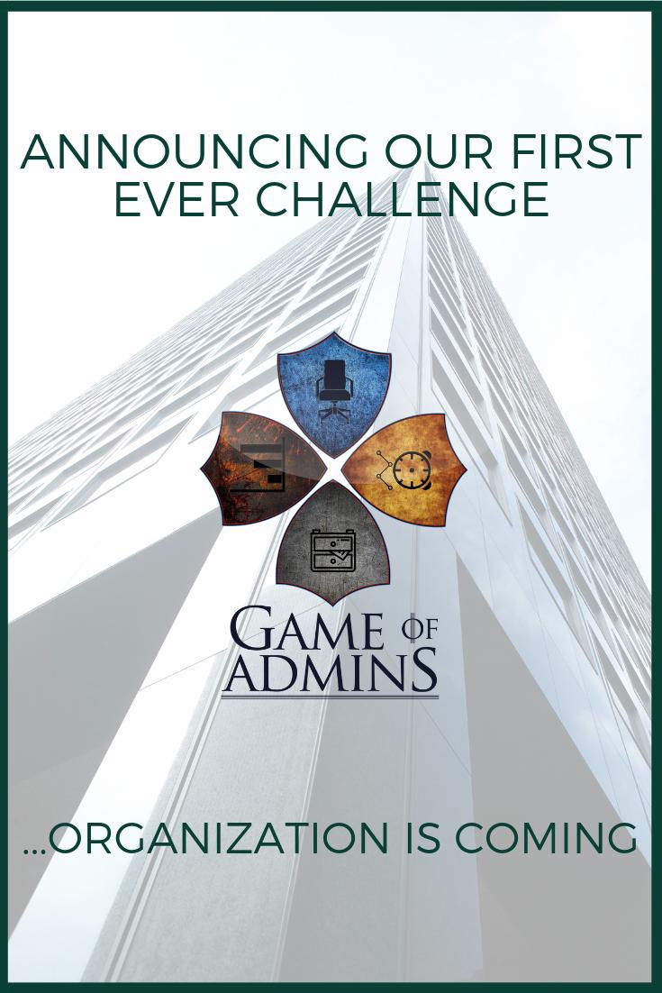 Game of Admins