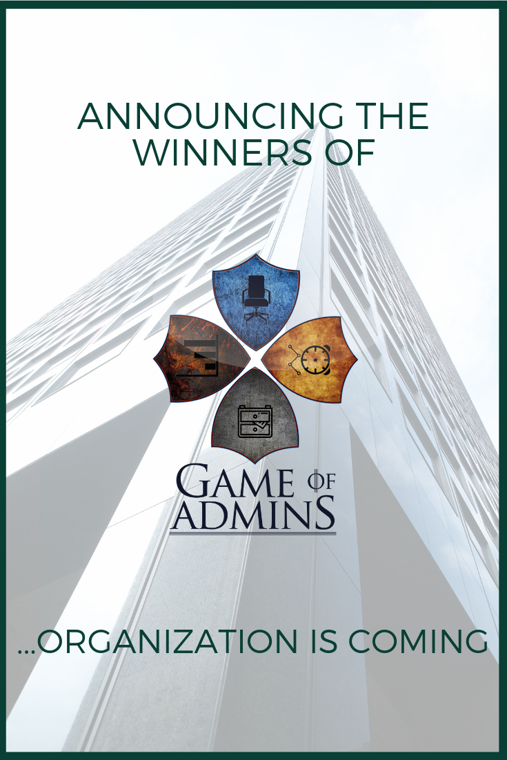 Announcing GOA Winners