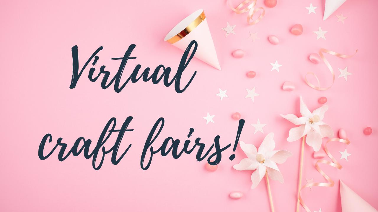 How To Set Up A Virtual Craft Fair