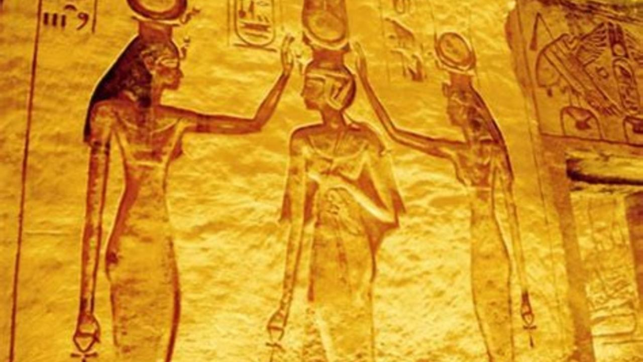 Het Heru. Hathor Mother Goddess Channelled Message to the Starseeds