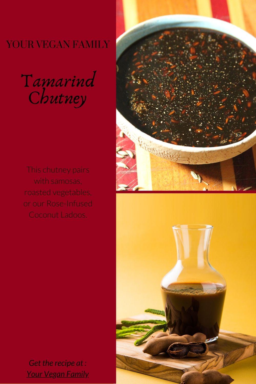 tamarind chutney, imli ki chatni  spices and sauce images 3