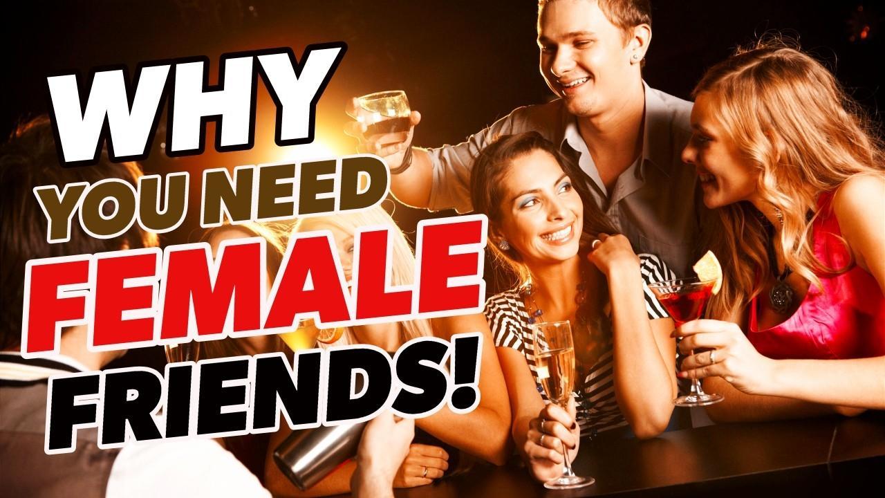 How to seduce a female friend
