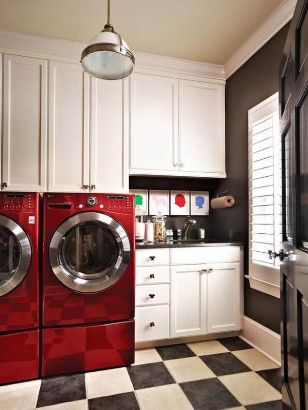 20 Luxurious Laundry Room Ideas