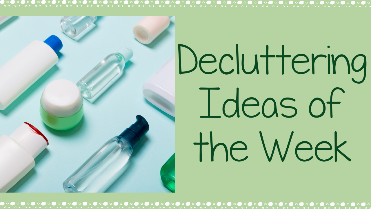 easy-decluttering-ideas