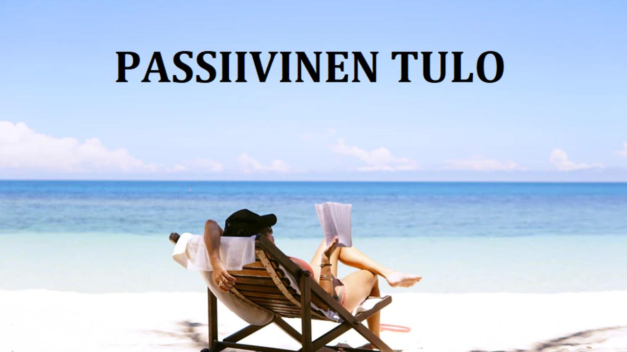 Passiivinen Tulo