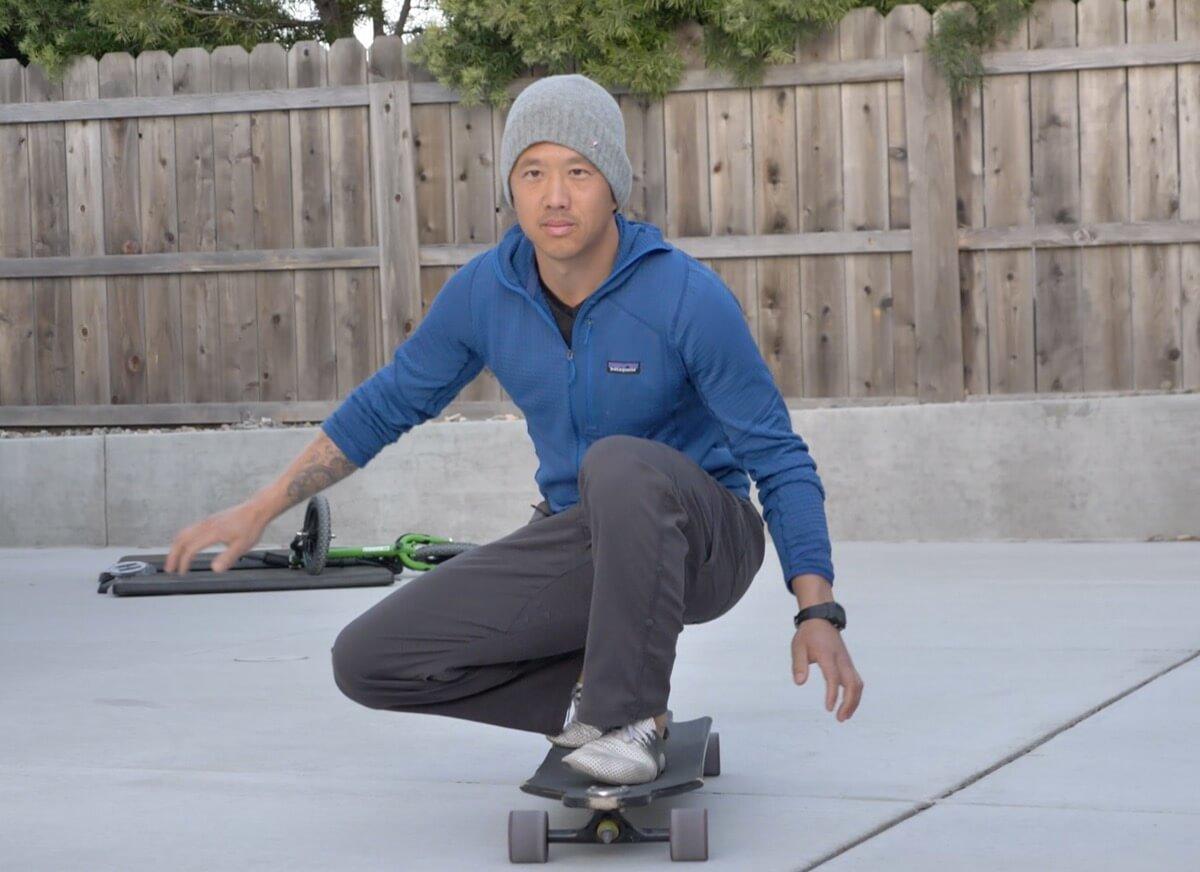 matt hsu skateboarding