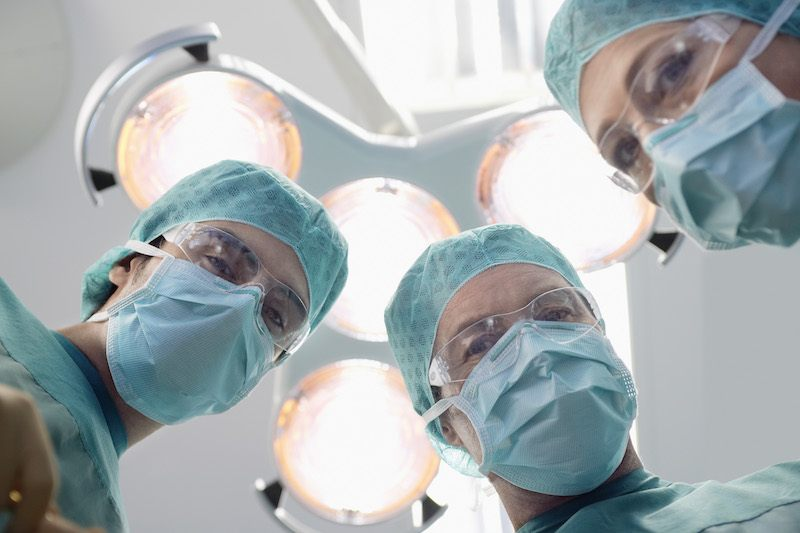 surgeons look for ways to do surgery