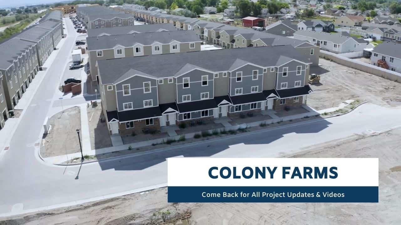 Colony Farms Development
