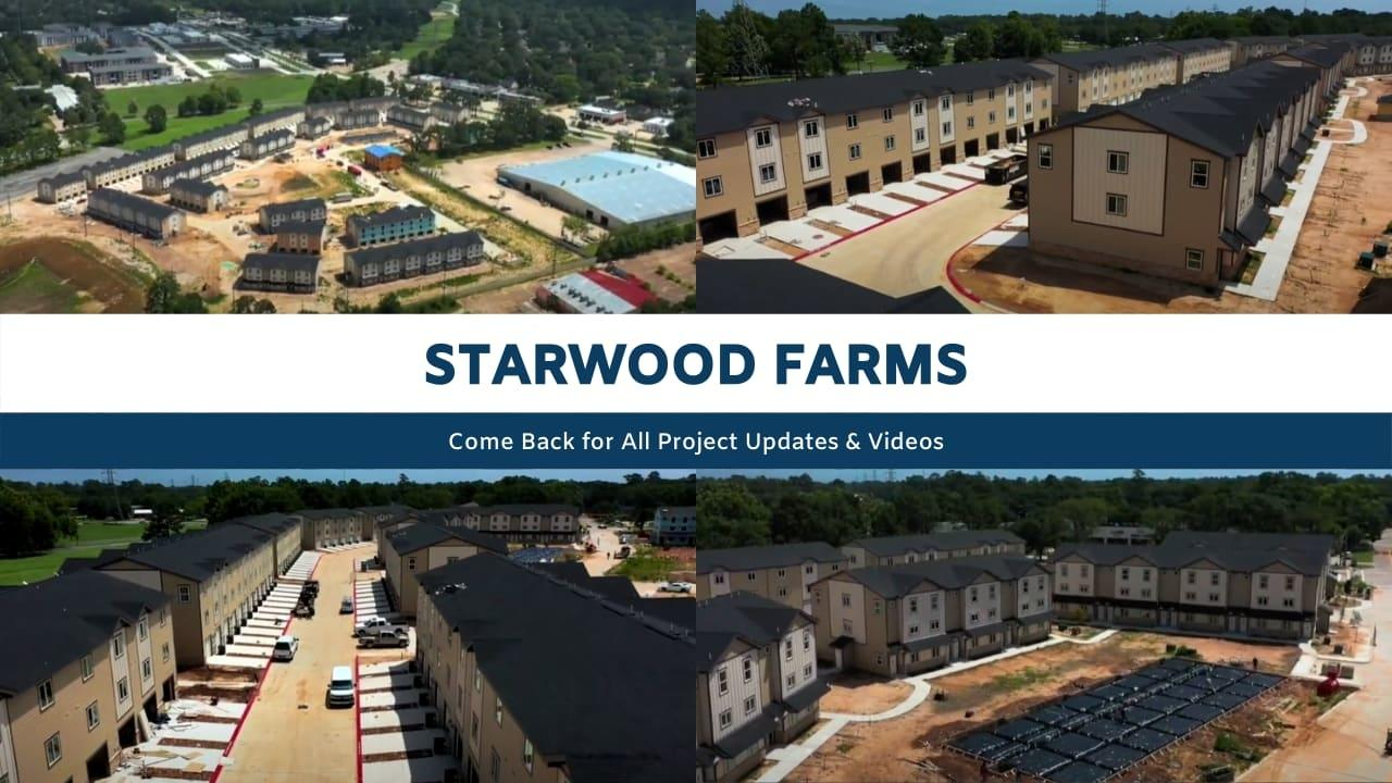 Starwood Farms fourplex rendering