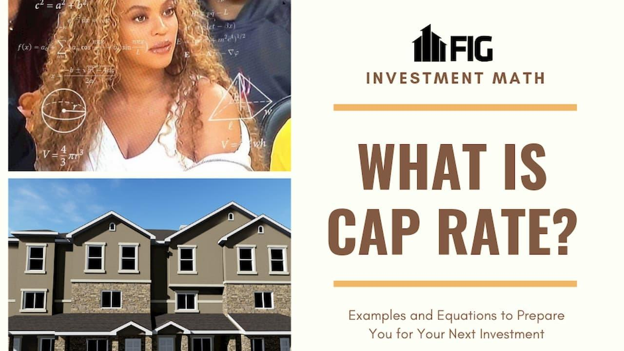 What is Cap Rate
