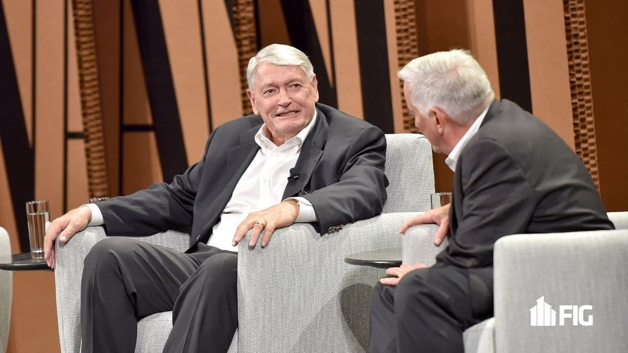 John Malone of Liberty Media