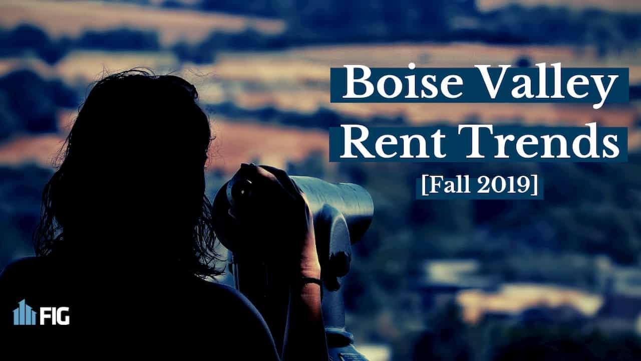 Boise, Idaho Valley