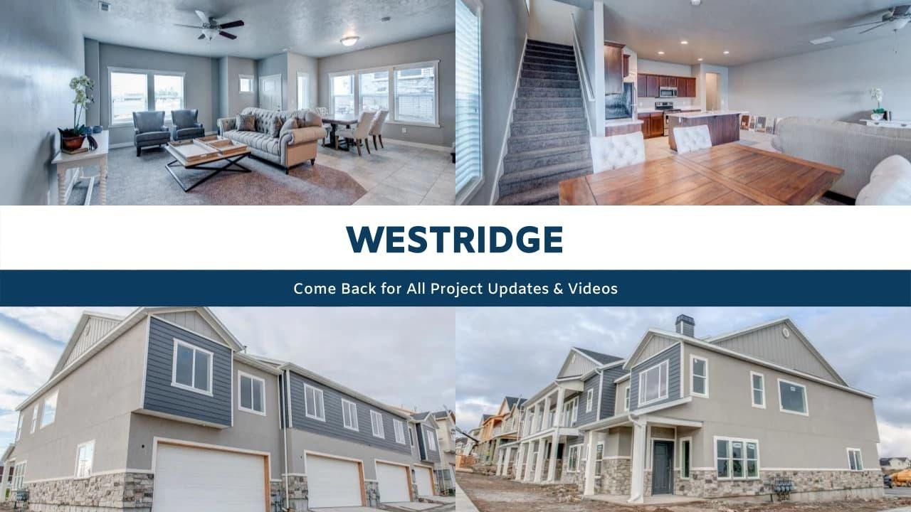 Westridge Fourplex Development in Utah