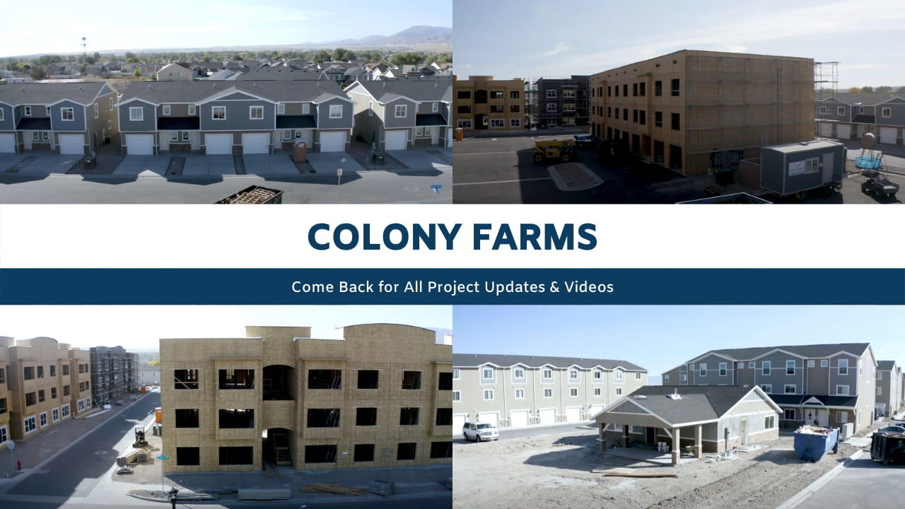 Colony Farms Development