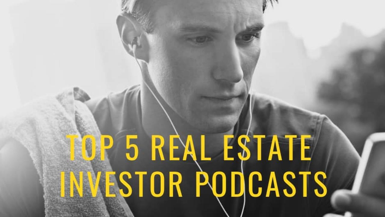 Real Estate Investing Podcasts