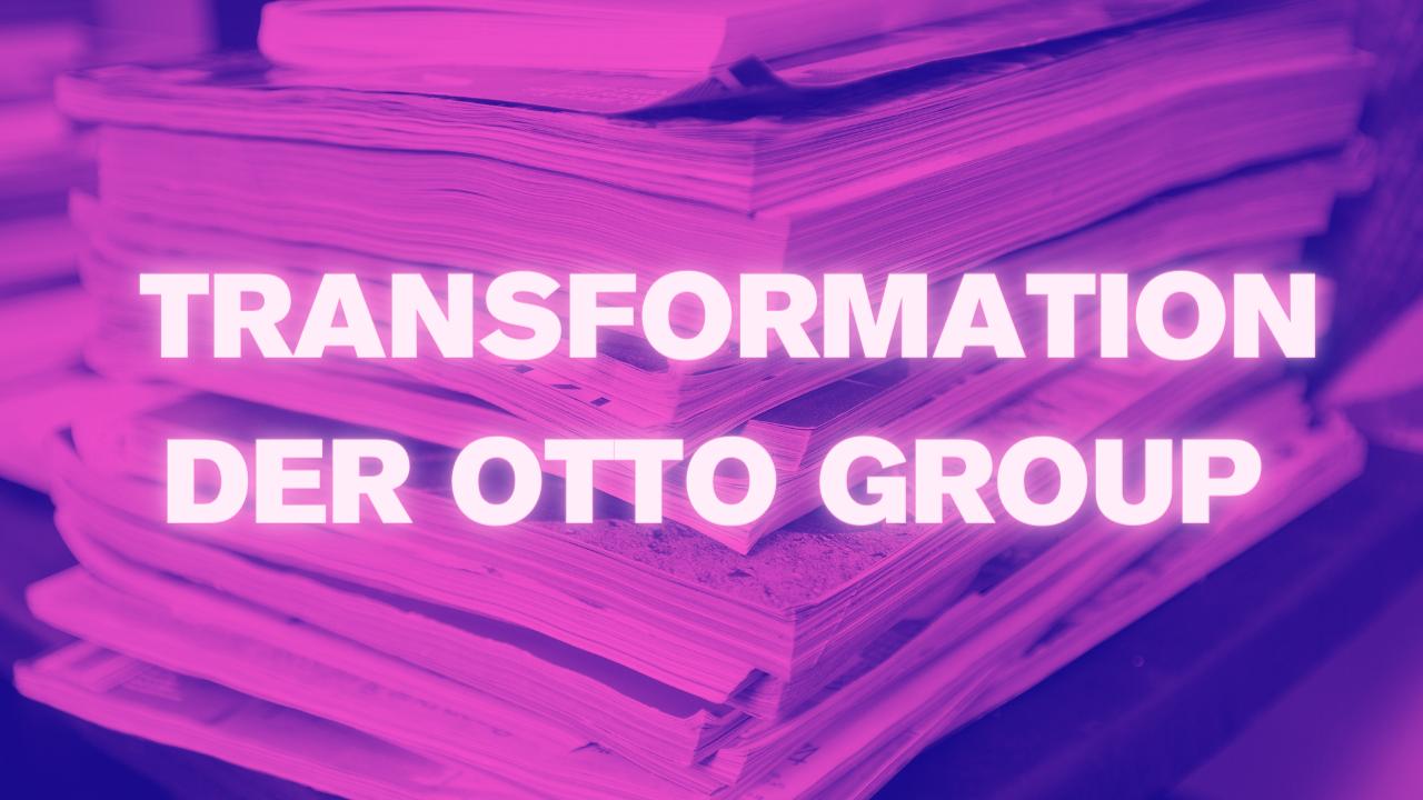 otto group transformation change champion