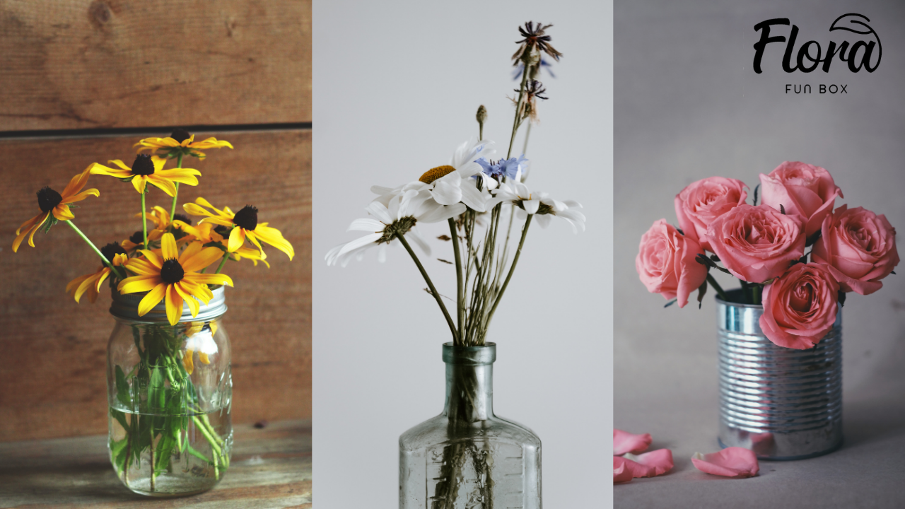Spark Your Creativity With These 14 Fun Ideas For Flower Vases