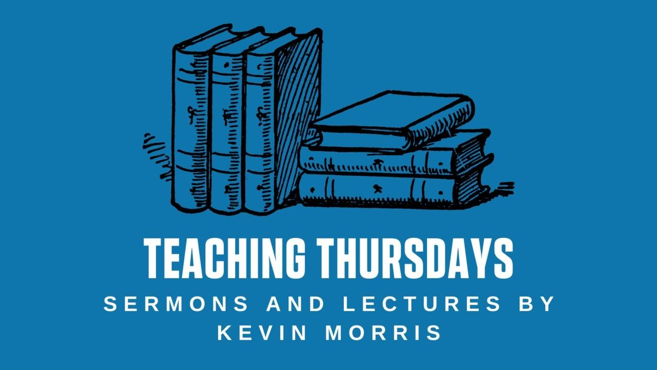 Episode 73: Teaching Thursdays A People Full of Joy and Trembling