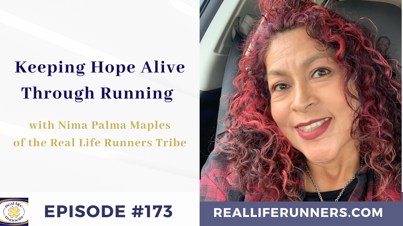 Running on Hope, Running with Cancer, Running with Autoimmune disease