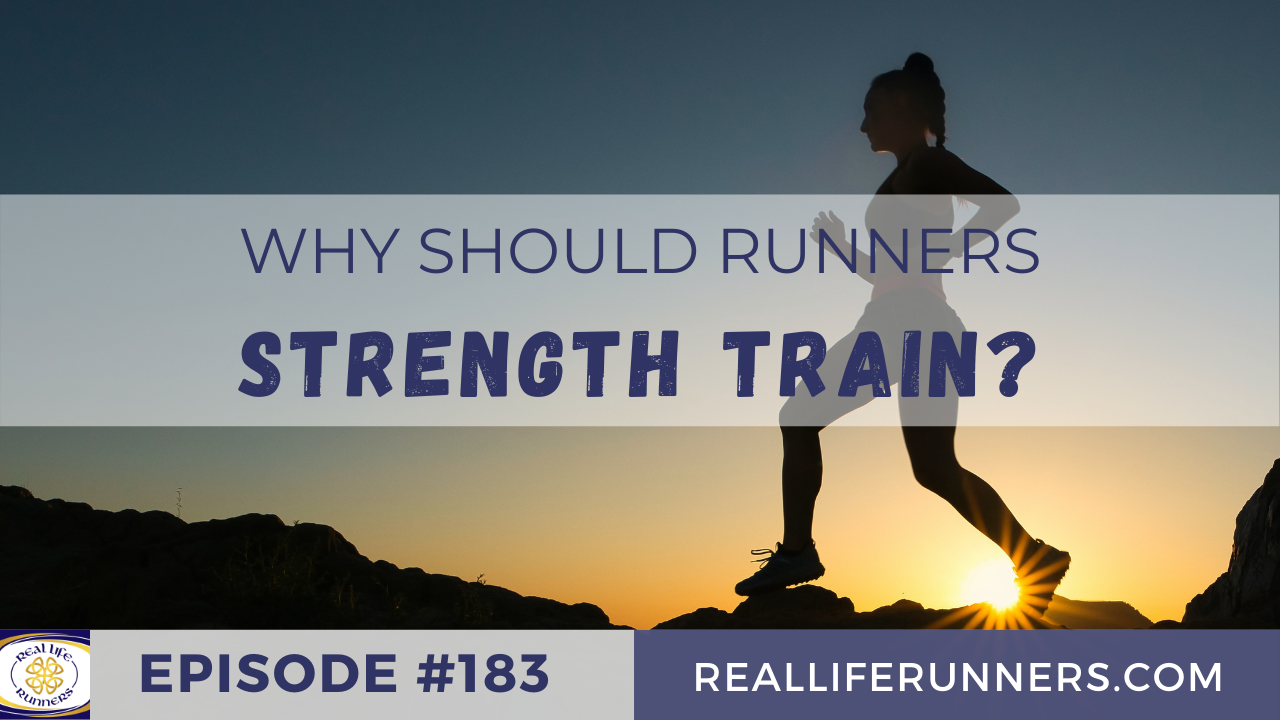 Why Should Runners Strength Train?
