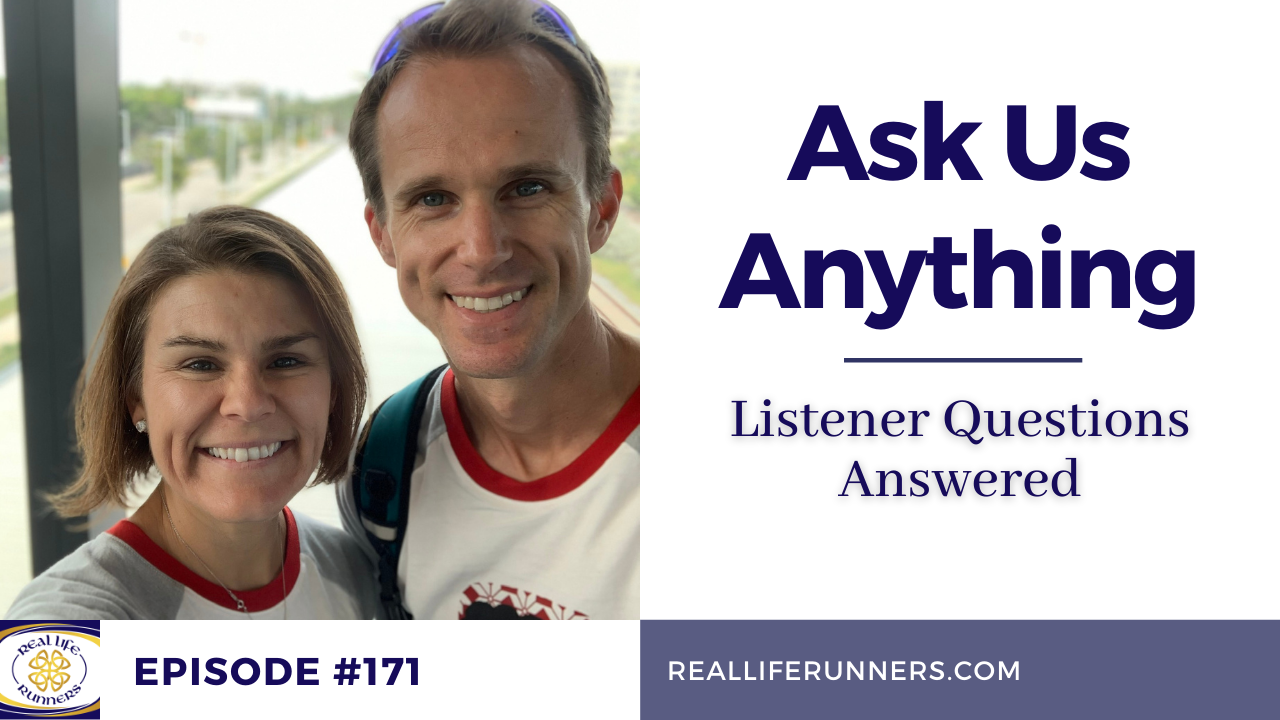 Running Questions Answered