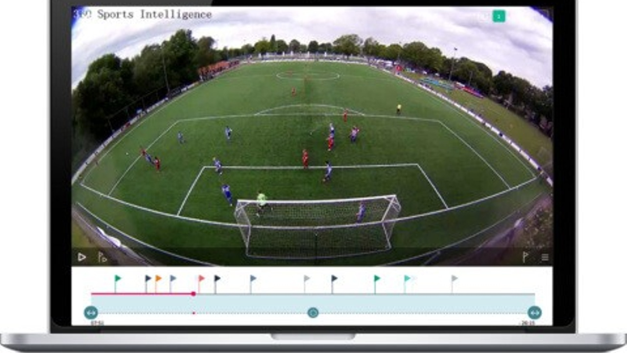 Video Analysis System Holland Football University