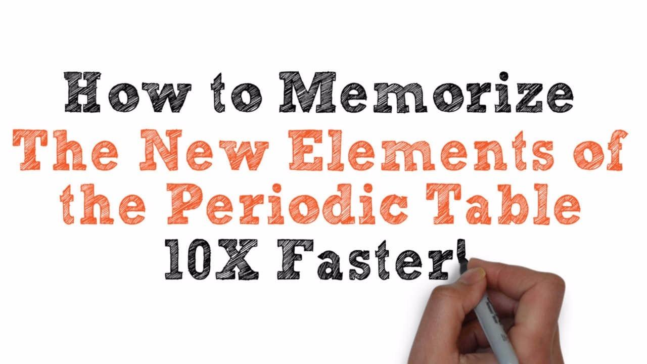 The first 20 elements of the periodic table song gallery how to remember first 20 elements of periodic table image how to memorize the periodic table gamestrikefo Images