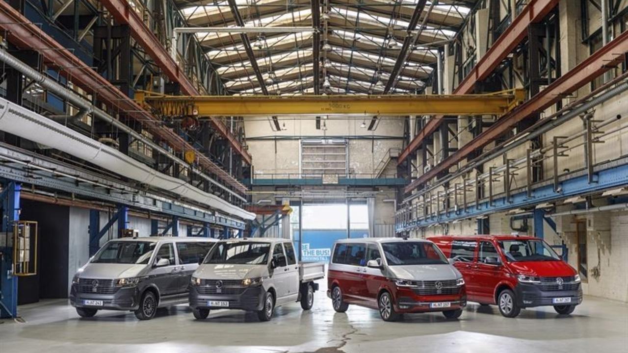 Volkswagen Transporter vuonna 2020 yhdeksättä kertaa peräkkäin Suomen ostetuin pakettiauto