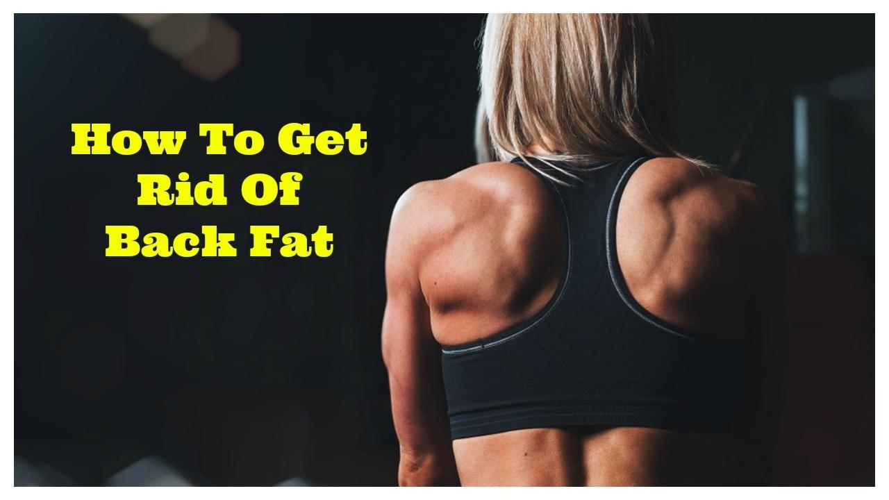 how to get rid of fat fastly