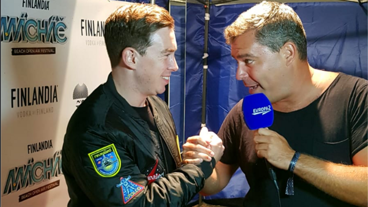 HARDWELL INTERVIEW