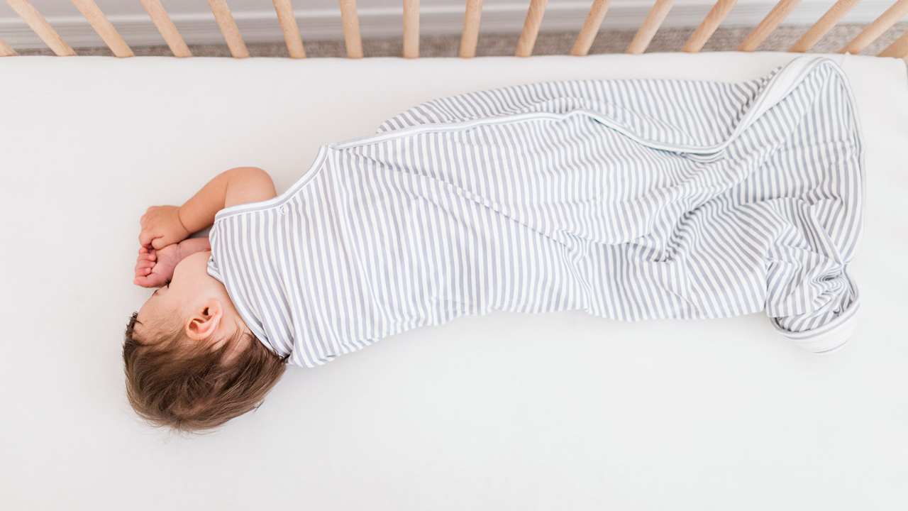 How to dress your child appropriately for bed.