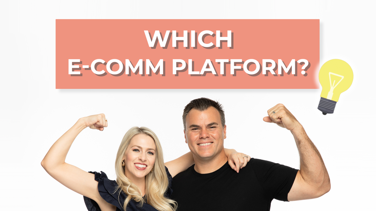 Best Ecommerce Platform 2021 What is the best Ecommerce platform in 2020 and 2021, Shopify?