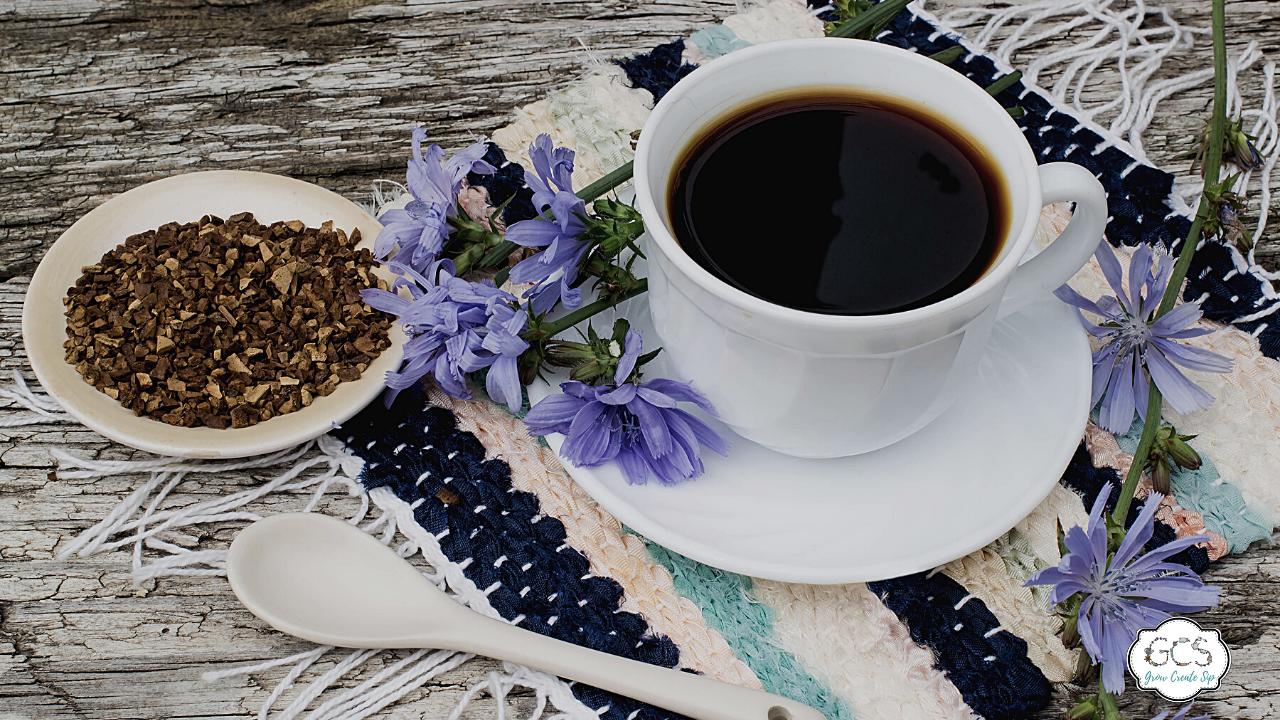 Chicory Root Tea Recipe