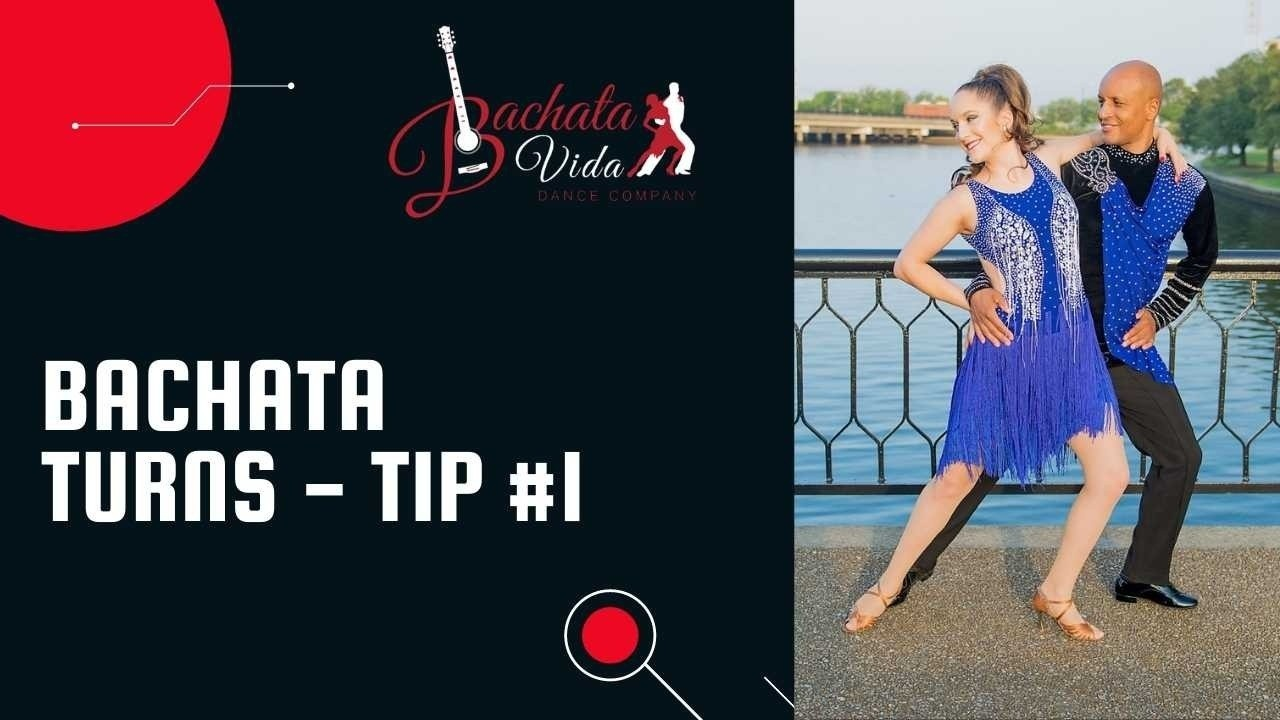 Tips How to Dance Bachata - Turns 1