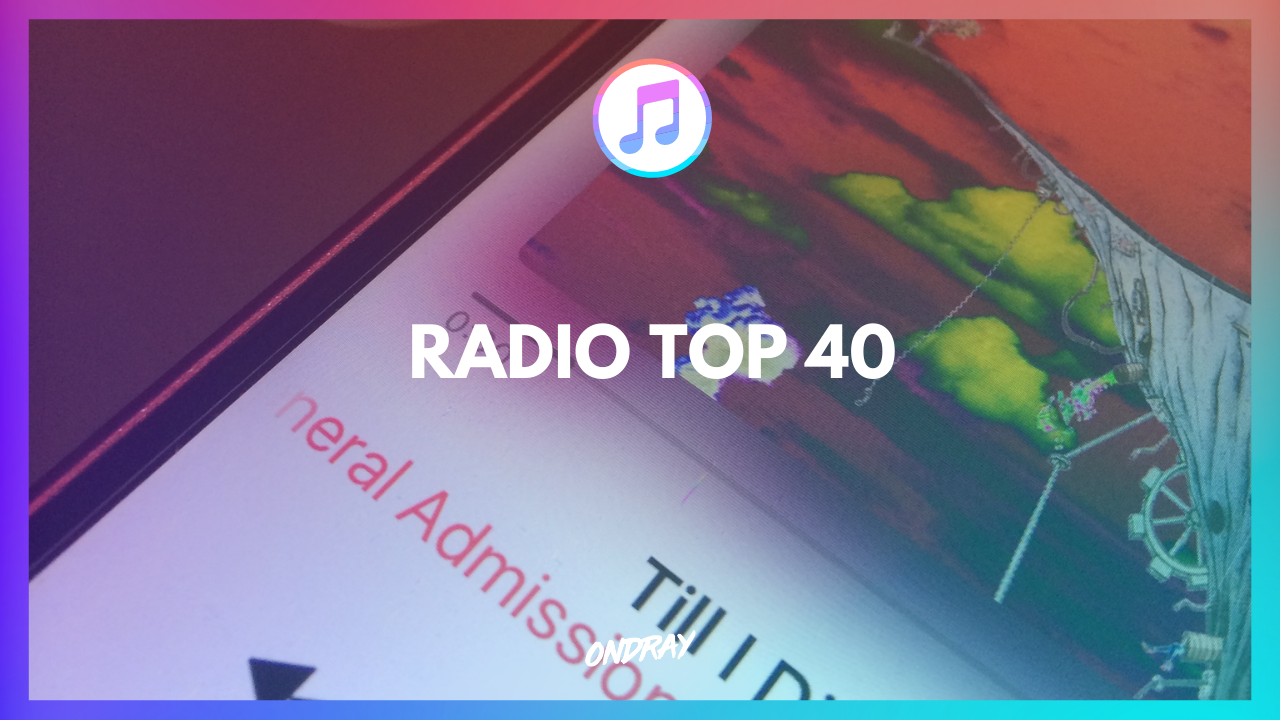 Apple Music: TOP 40 songů rádia Evropa 2