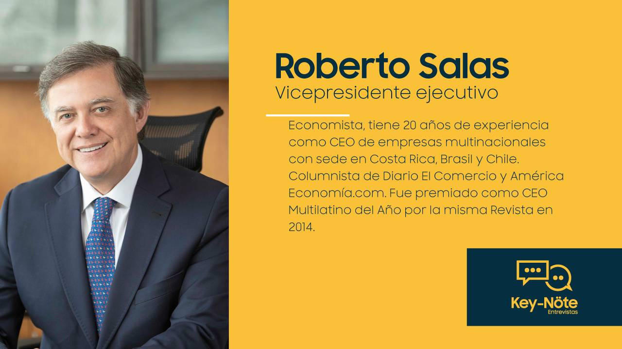 Perfil Roberto Salas