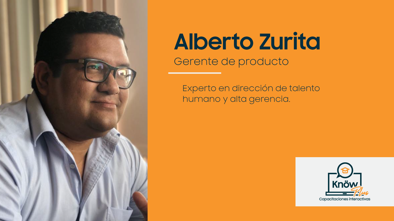Perfil Alberto Zurita