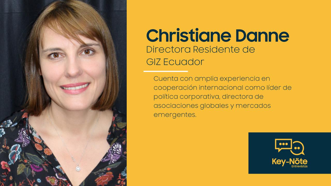 Perfil Christiane Danne