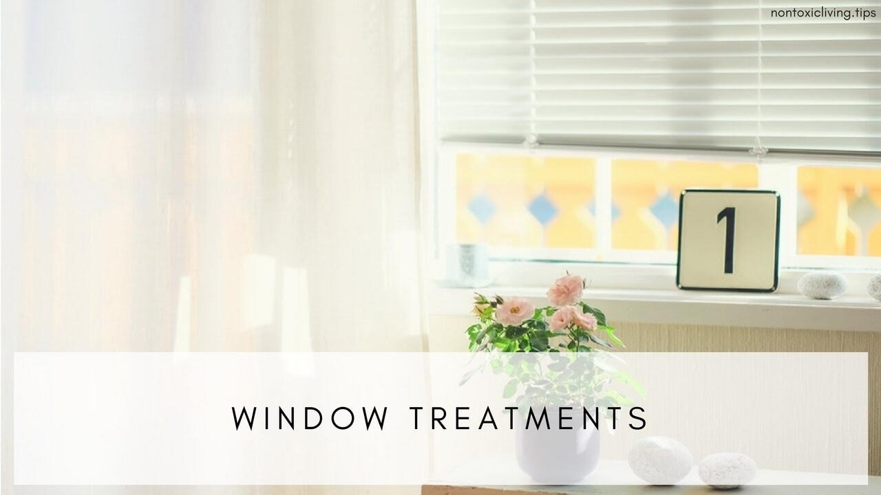 Eco (And People!) Friendly Window Treatments | Non Toxic Living