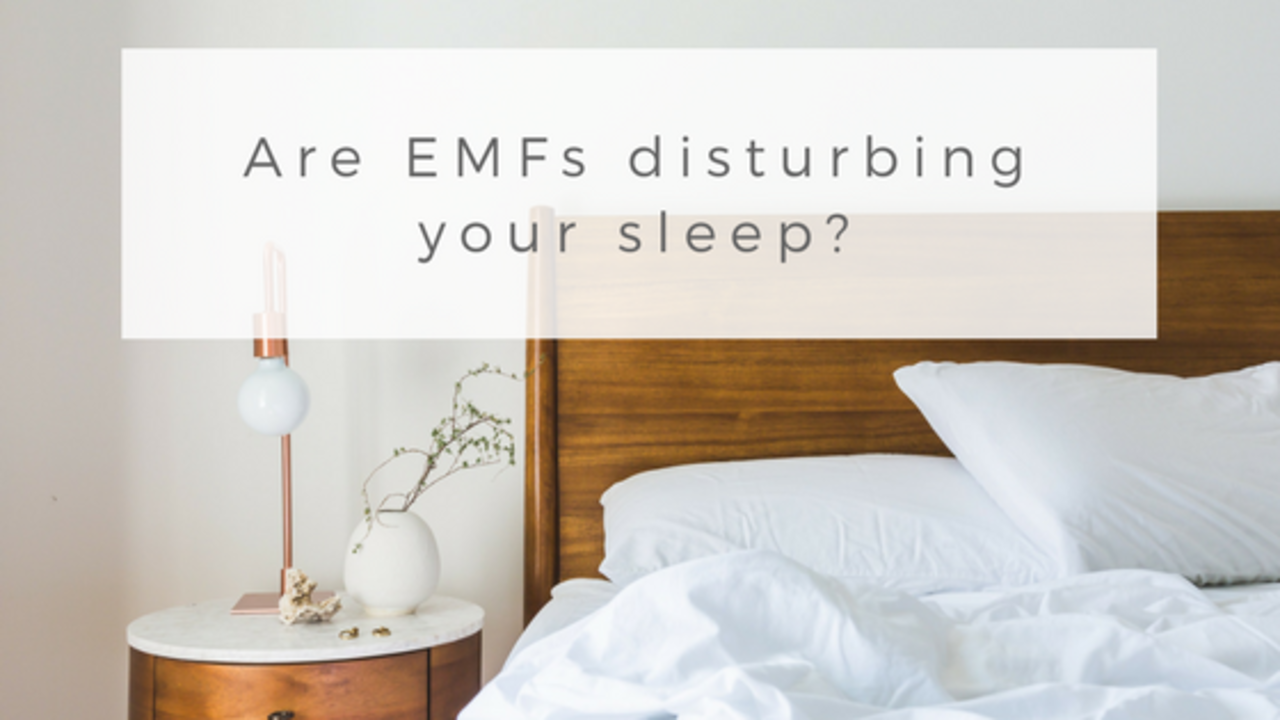 8 Tips To Help You Eliminate Emf Sleep Disturbance