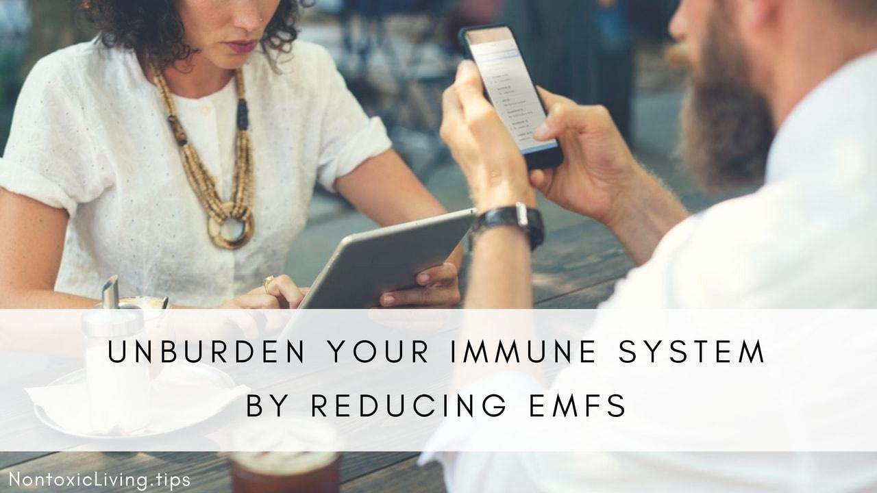 Limit Immune System Side Effects from High EMF Exposure
