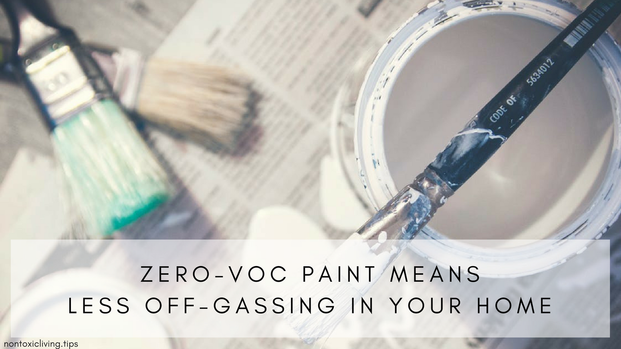 Zero-VOC Paint Means Less Off-Gassing in Your Home & Nontoxic Interior Paint for Your Home   Nontoxic Living
