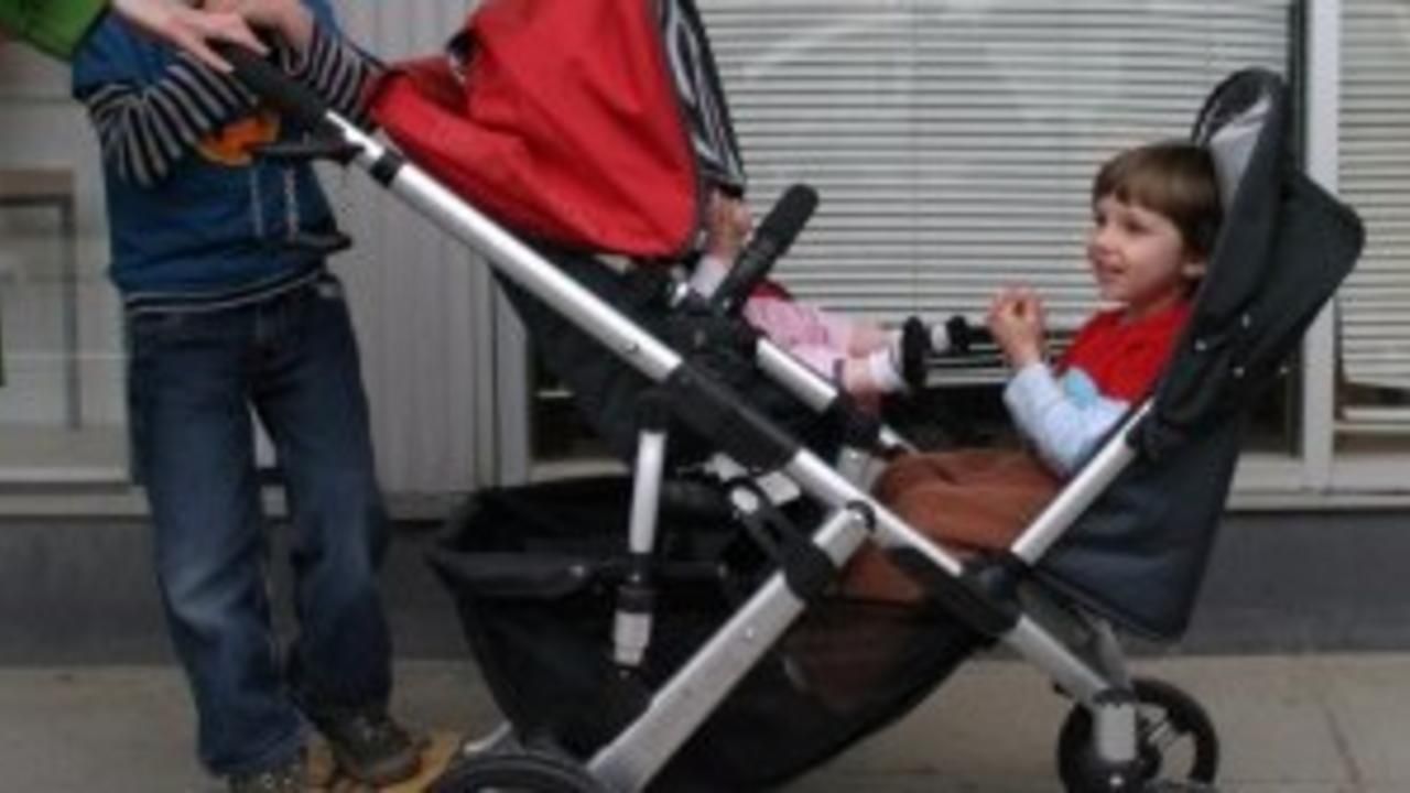 Double Stroller: UppaBaby Vista 2010
